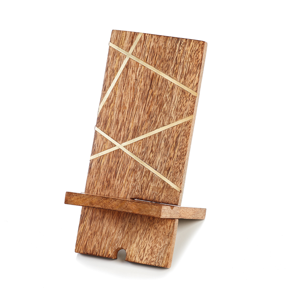 Kala Wooden Phone Stand