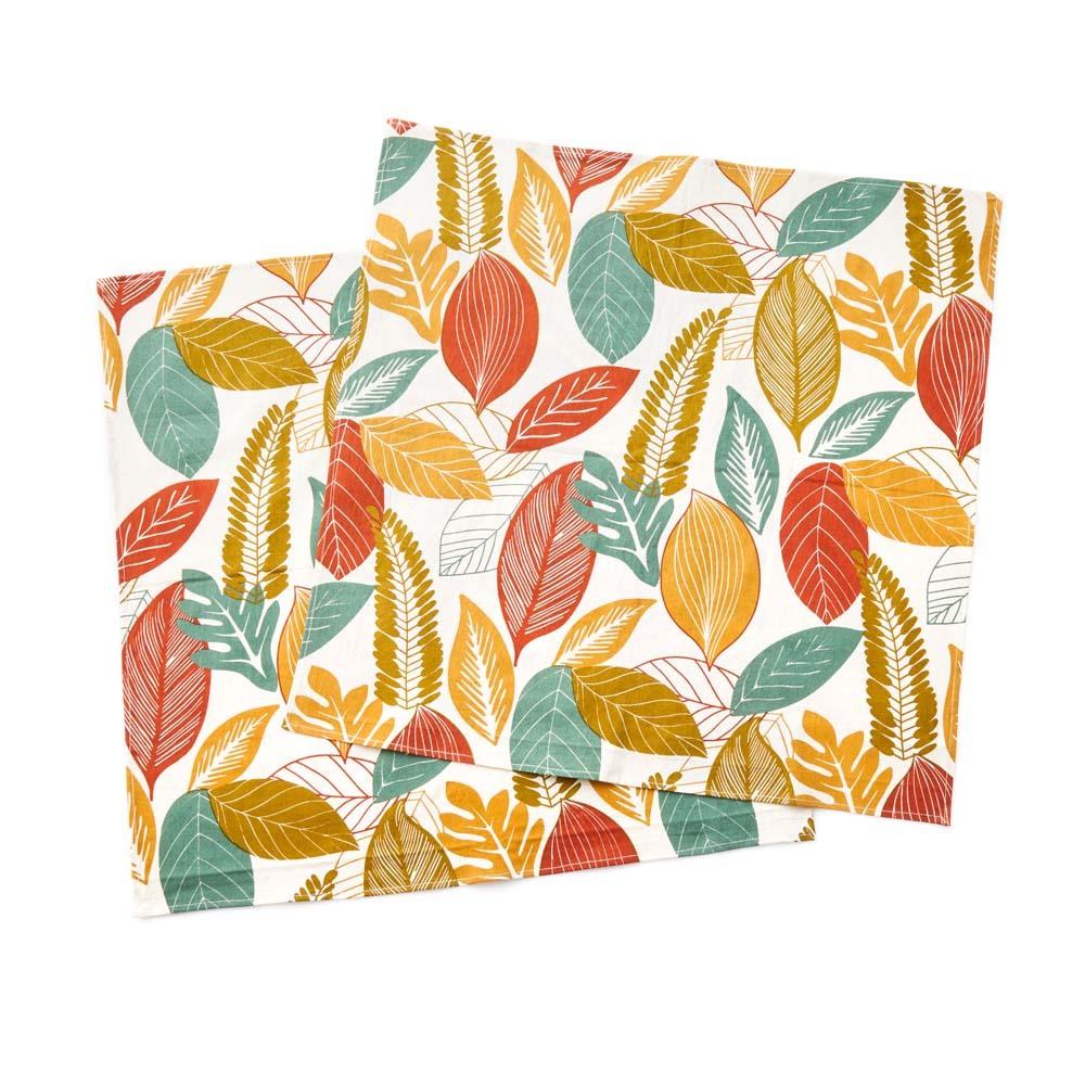 Bright Autumn Napkins - Set of 2