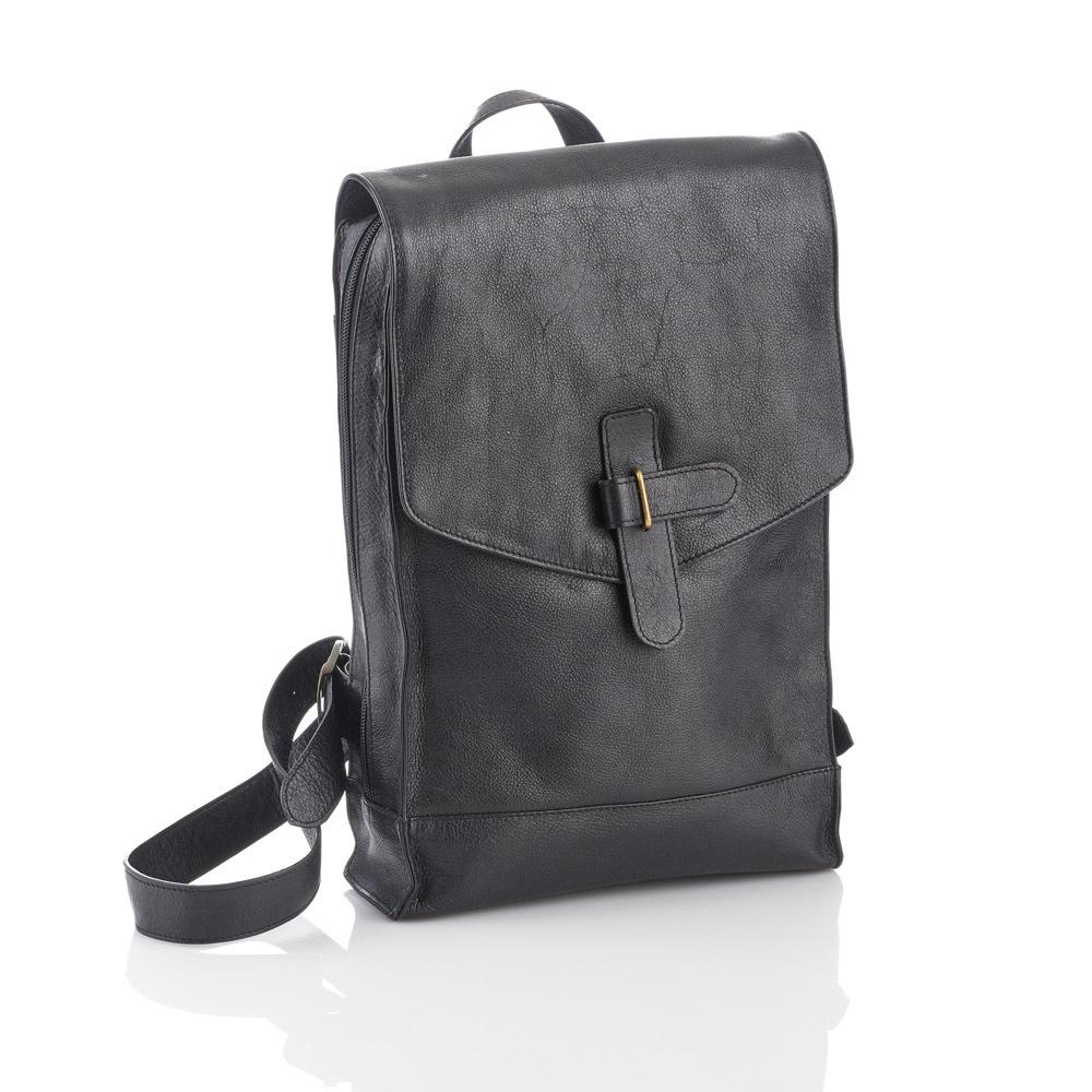 Jet Mandi Leather Backpack