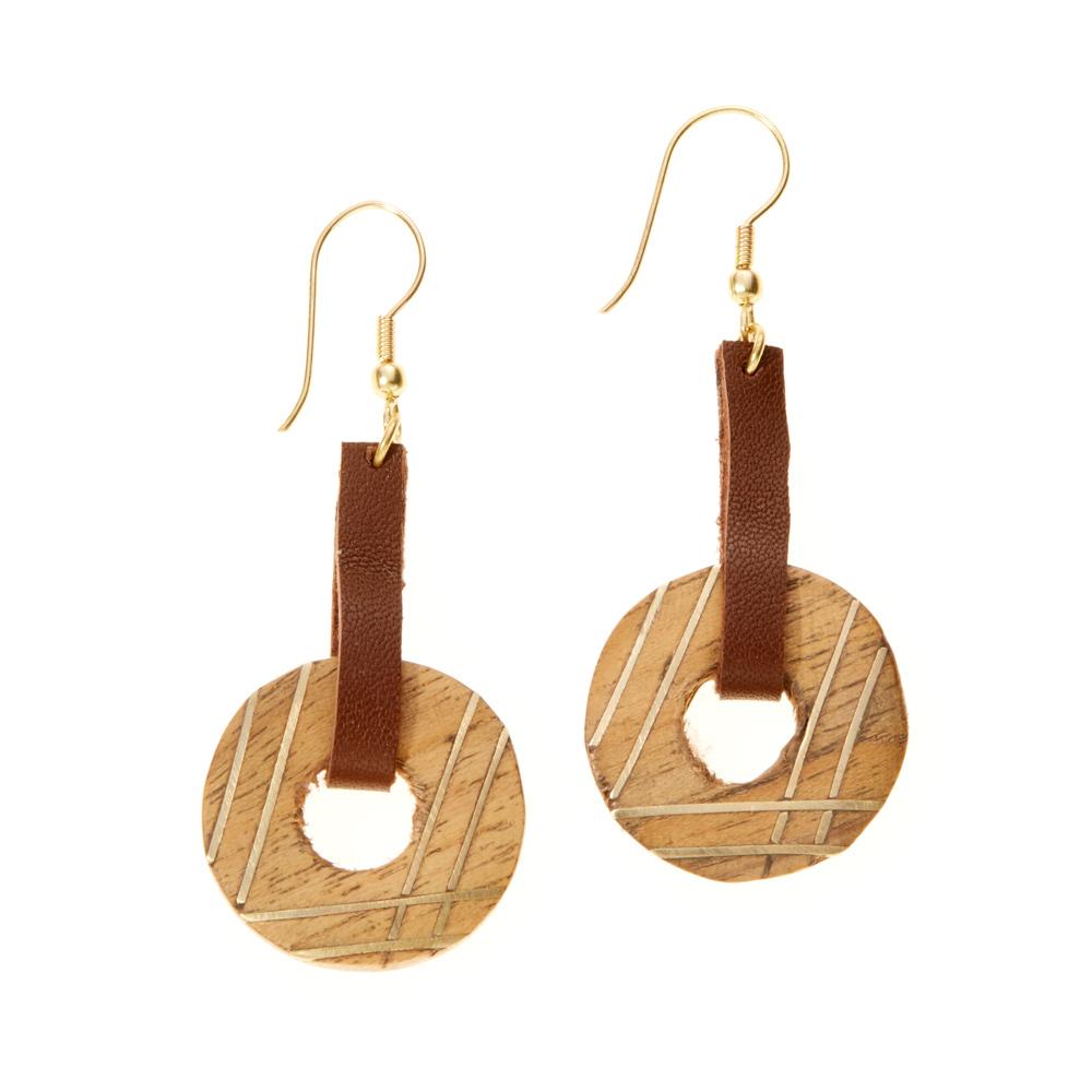 Jadana Ring Earrings