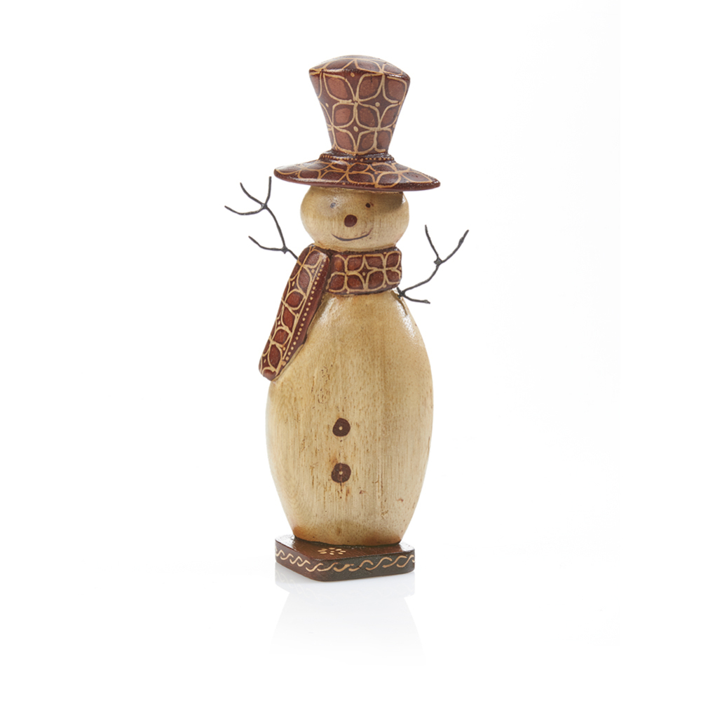 Batik Snowman