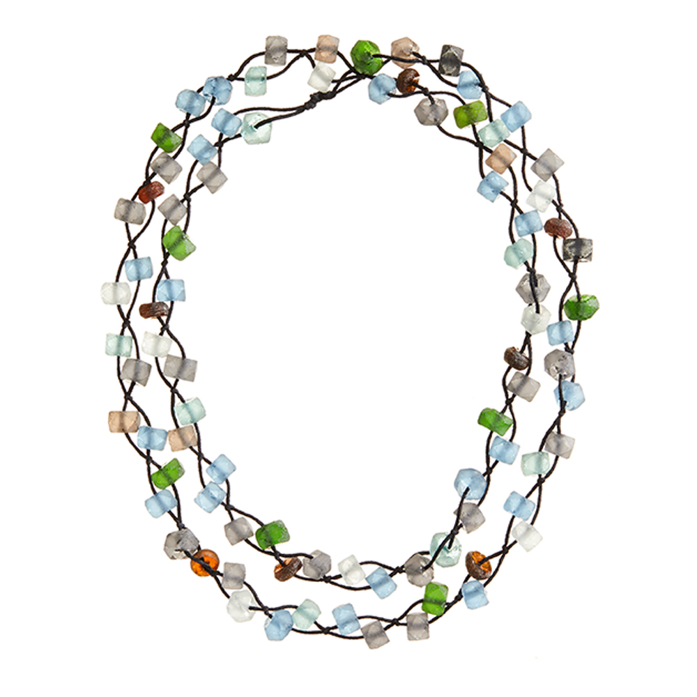 Lau Recycled Glass Necklace