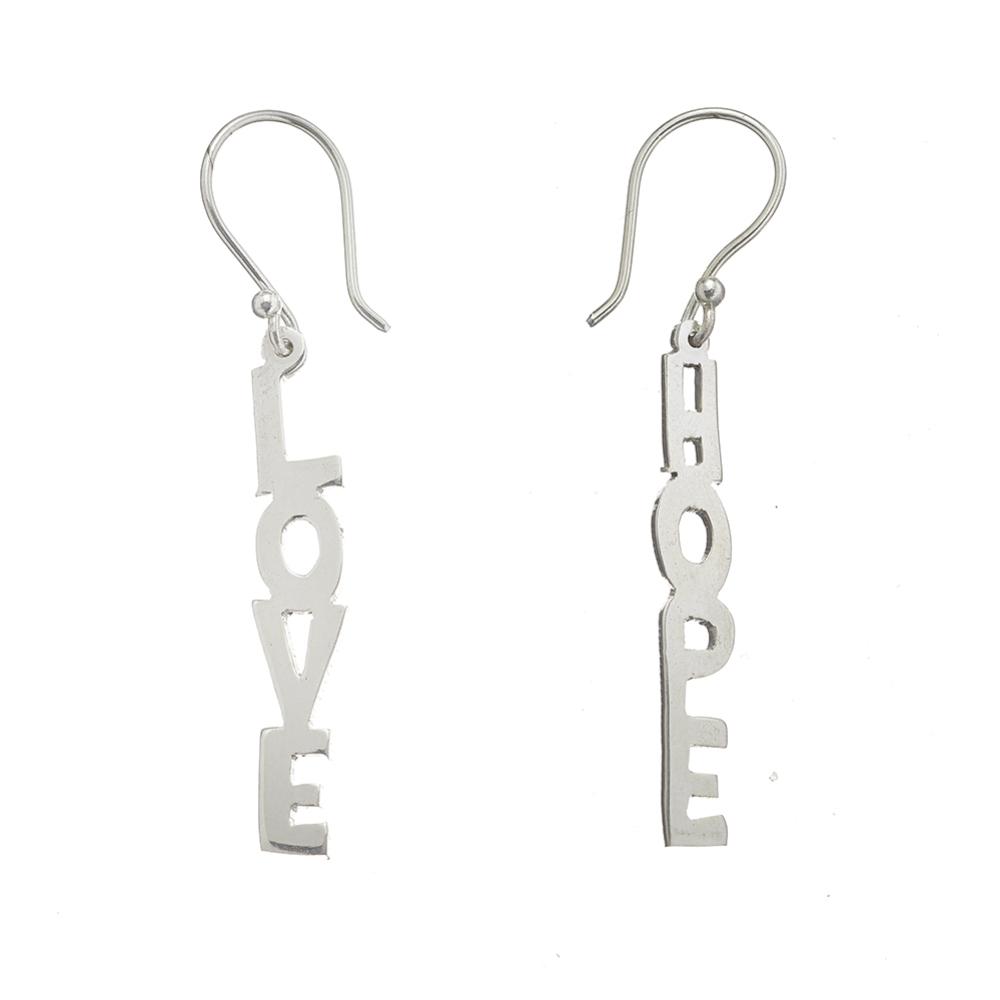 Hope & Love Earrings