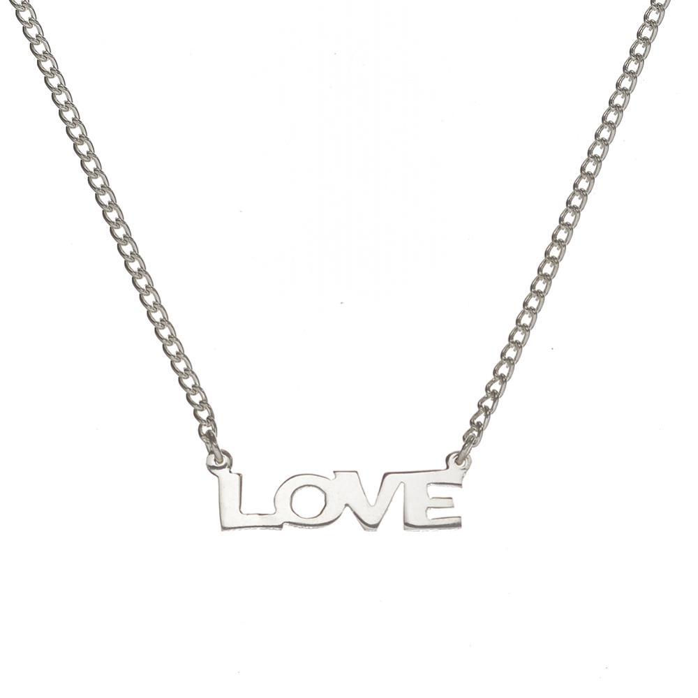 Love All Around Necklace