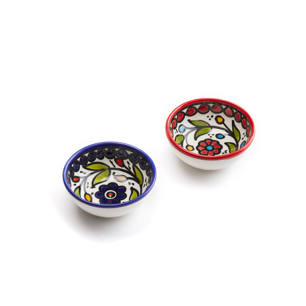 West Bank Paired Dipping Bowl