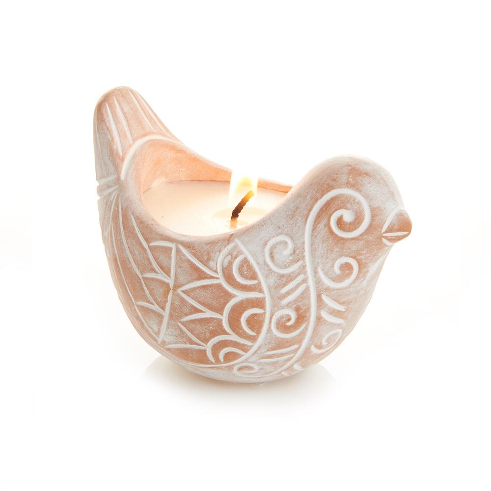 Citronella Bird Candle