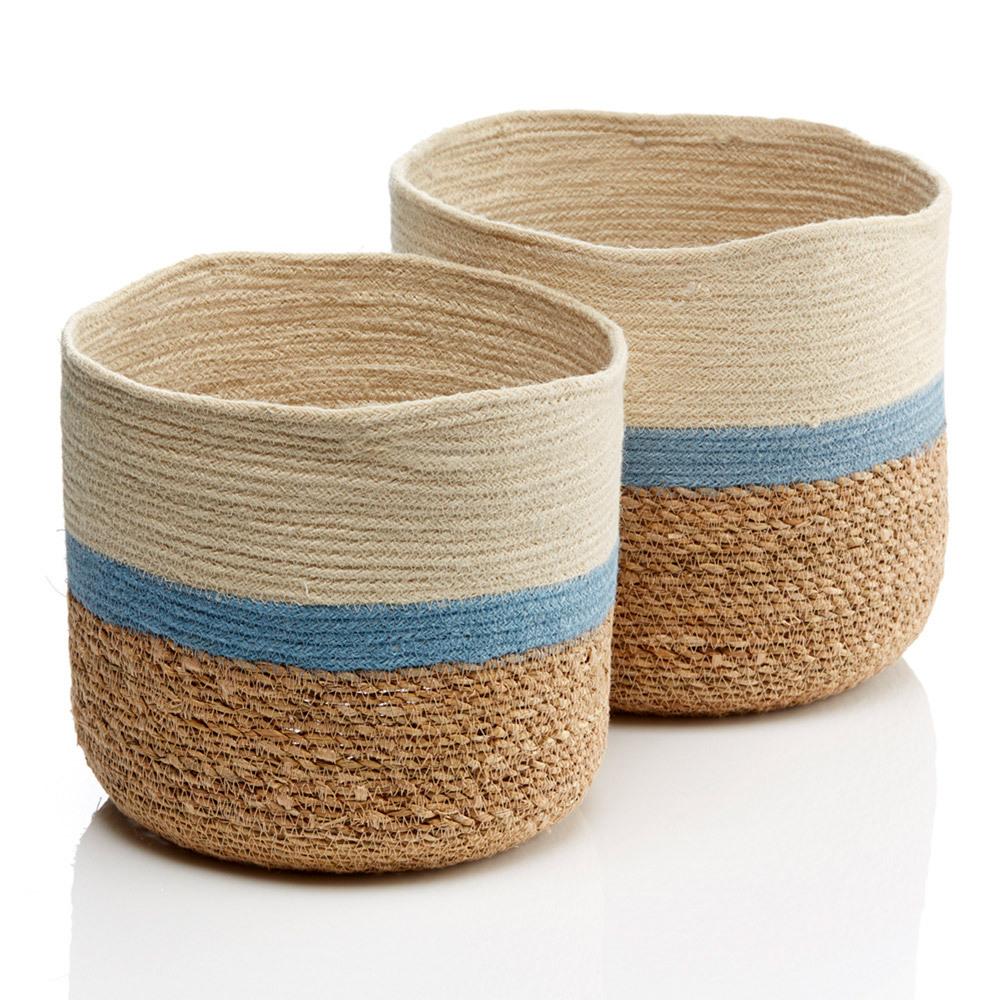 Samadra Shore Baskets - Set of 2