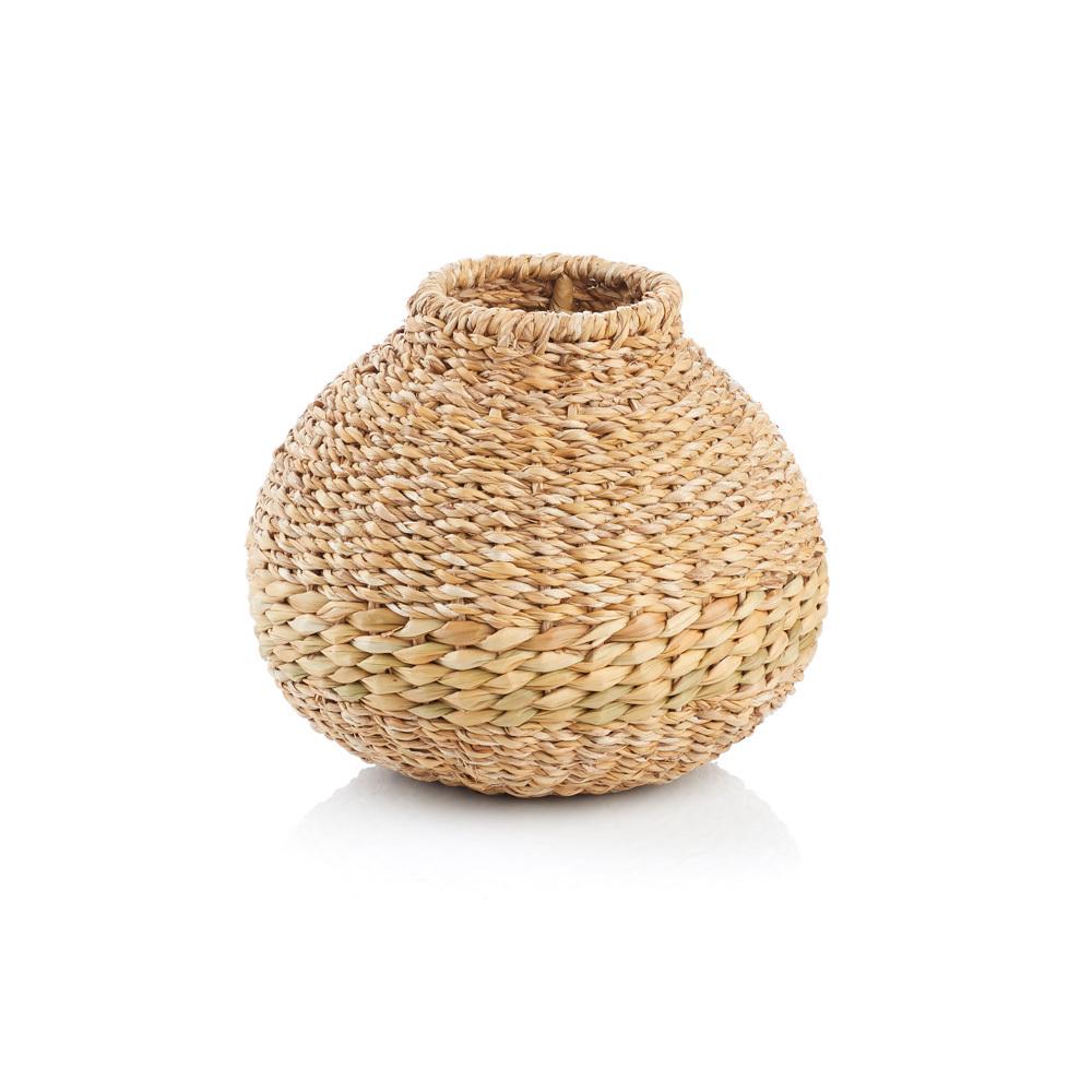 Round Hogla Vase