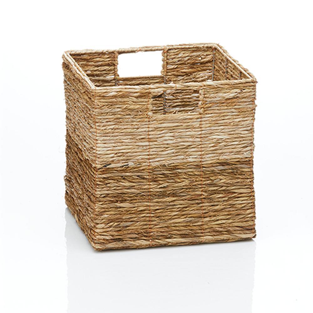 Badam Storage Cube Basket