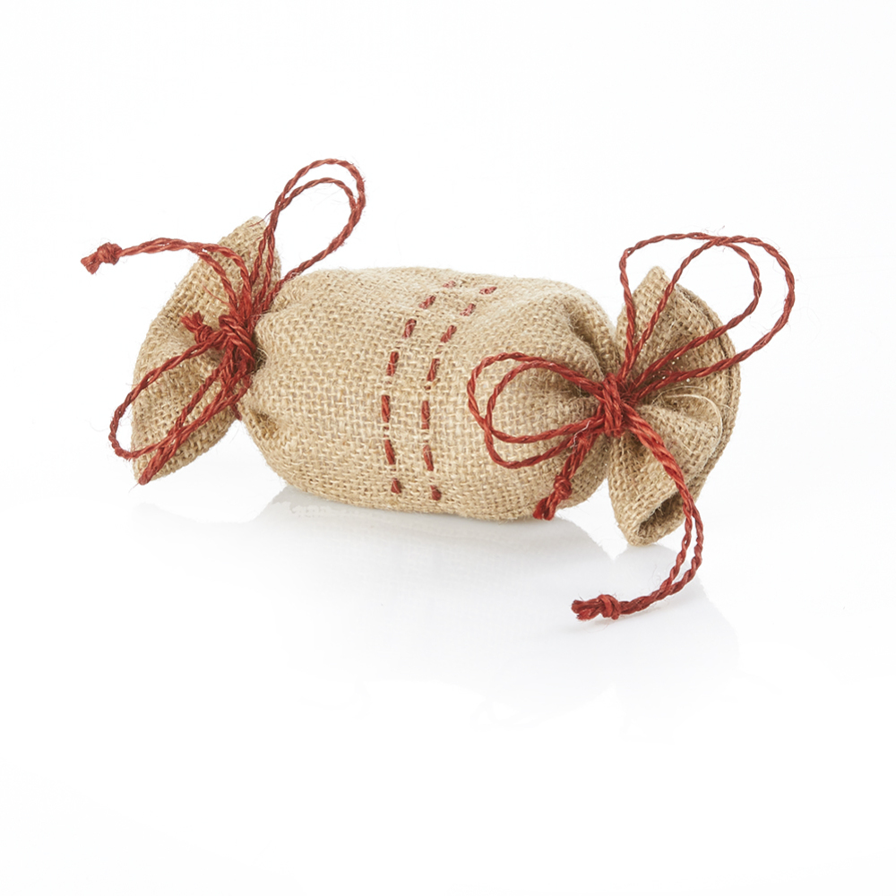 Small Jute Tie Gift Wrap - Set of 3