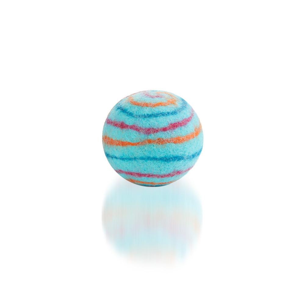 Rainbow Felted Dryer Balls