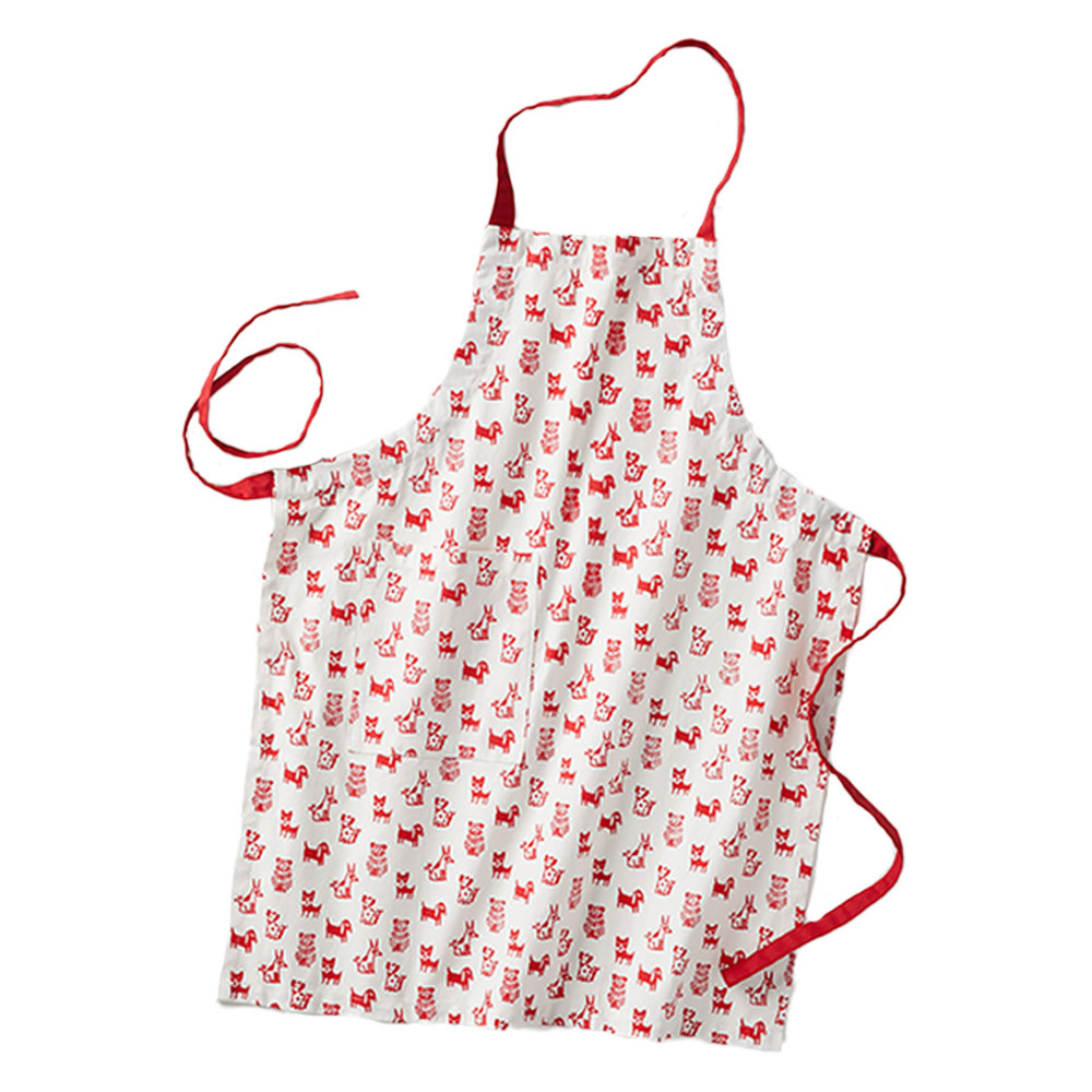 Hot Dogs Kitchen Apron