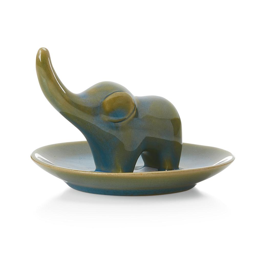 Khadi Elephant Ring Dish