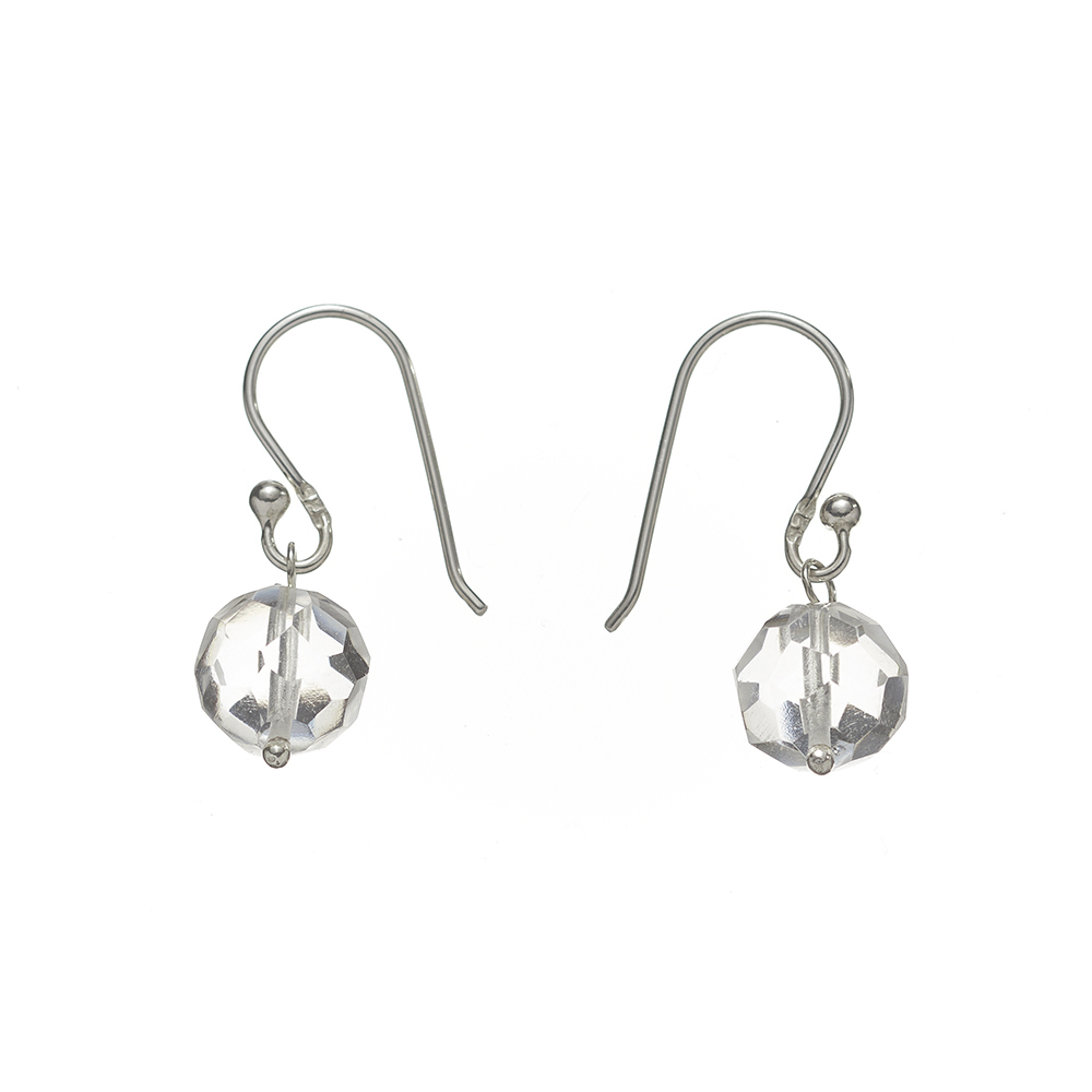 Clara Crystal Earrings