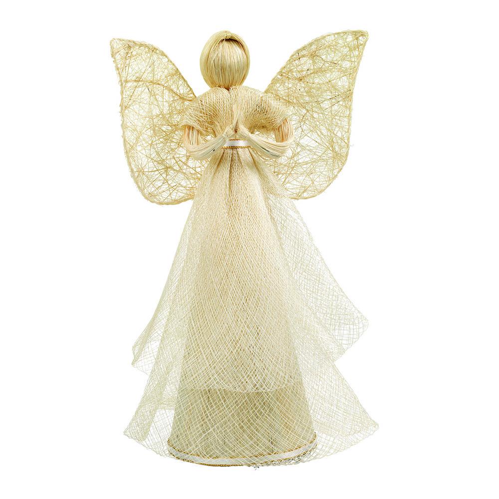 Abaca Angel Treetopper
