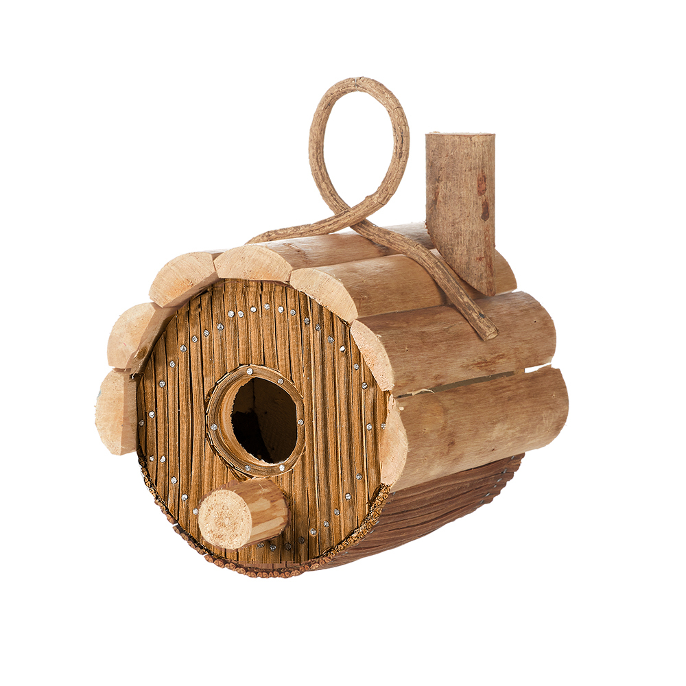 Cozy Tilob Birdhouse