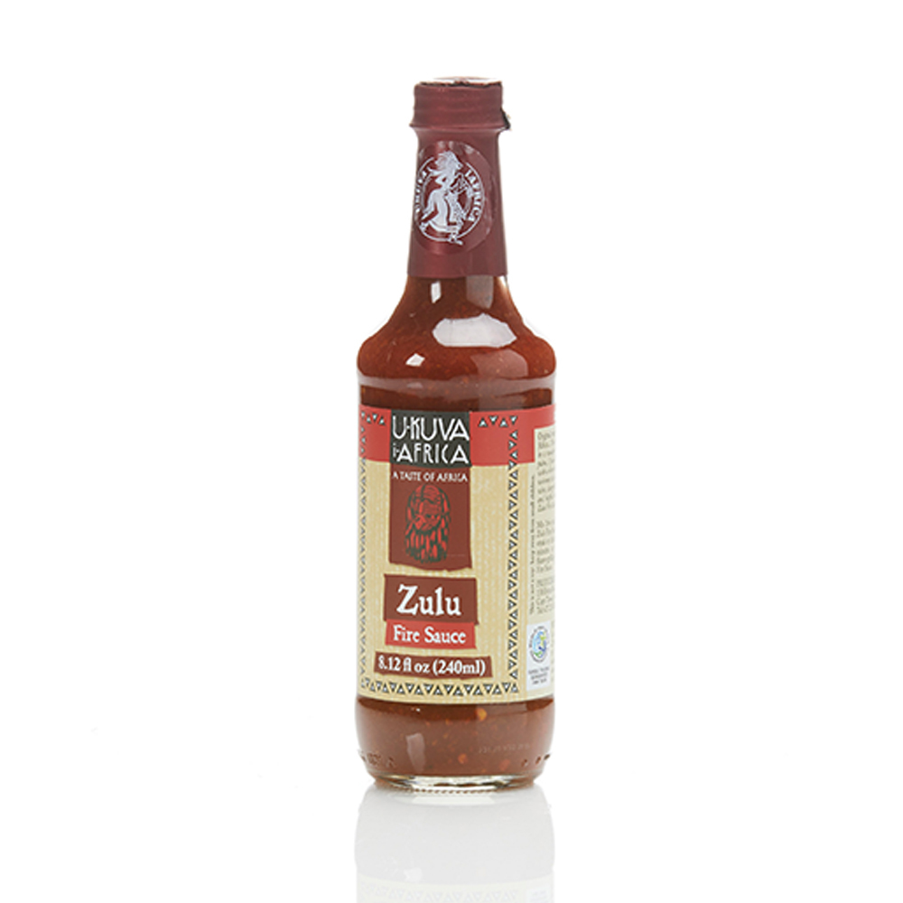 Zulu Fire Sauce Blend