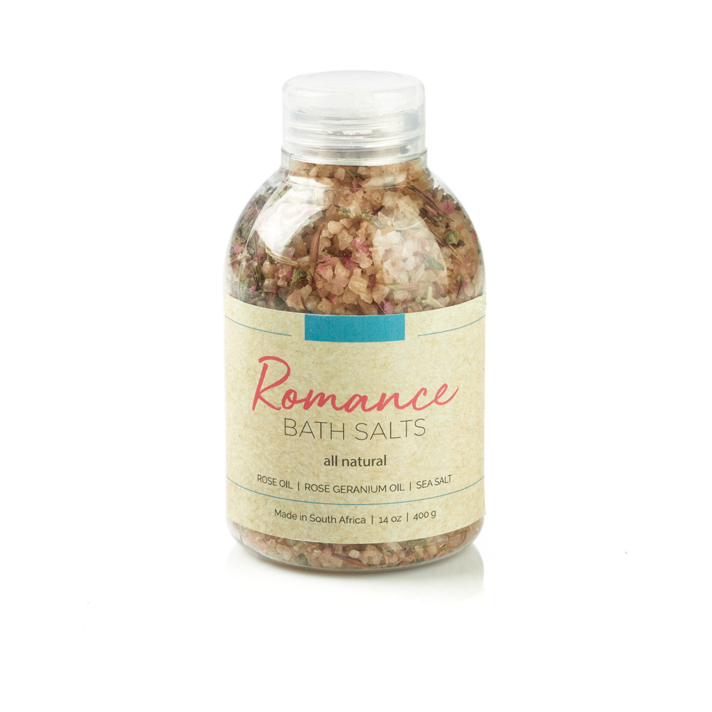 Romance Natural Bath Salts