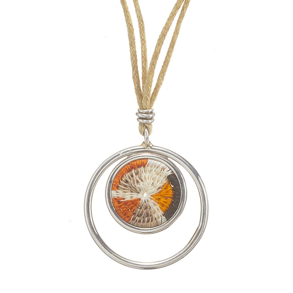 Majani Weave Necklace