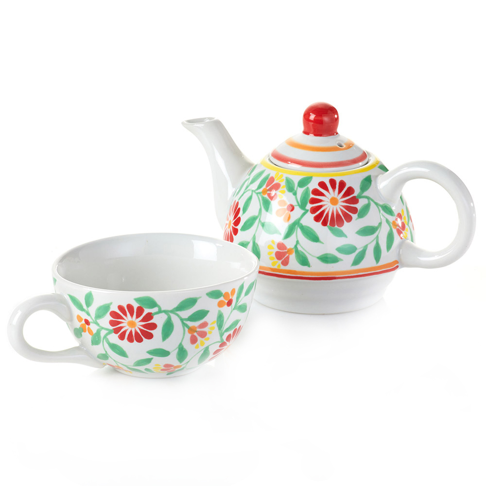 Sang Hoa Ceramic Tea for One