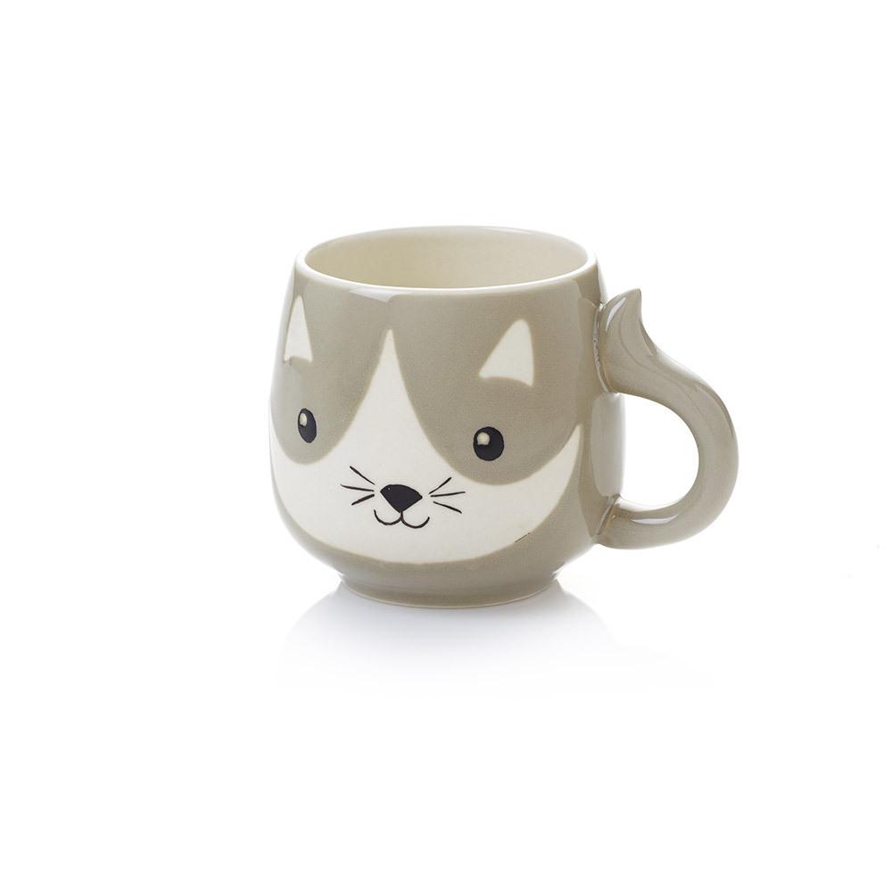 Little Whiskers Ceramic Mug