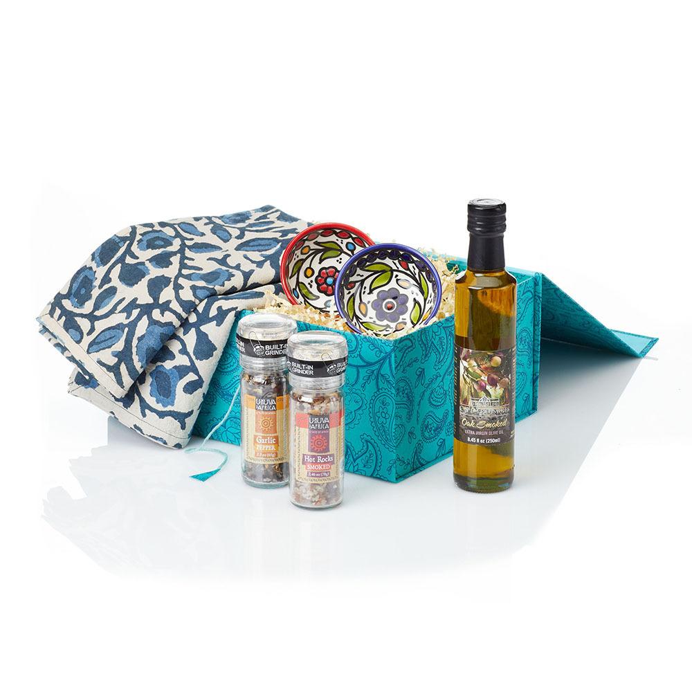 Bread Dipper Gift Basket