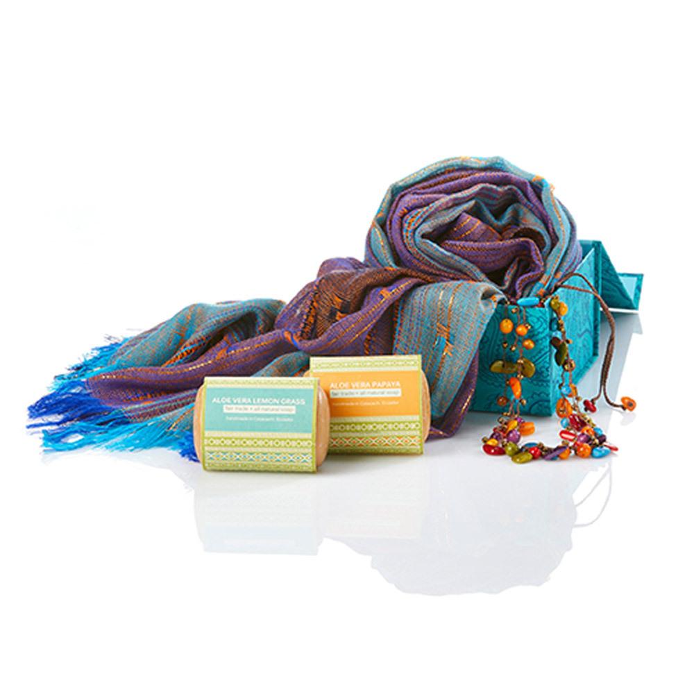 Radiant Ecuador Gift Basket