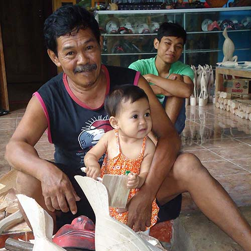 Artisans in Java