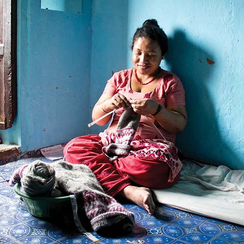 Artisans in Kathmandu