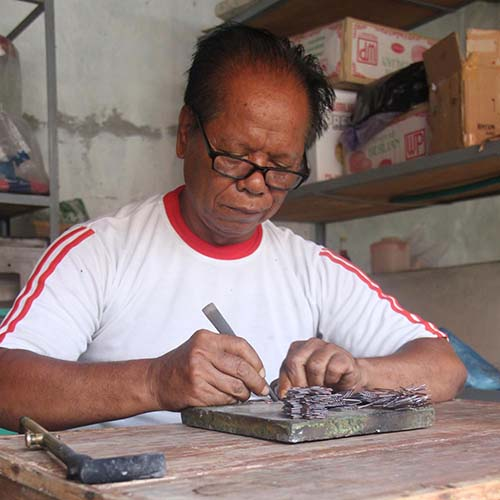 Artisans in Indonesia