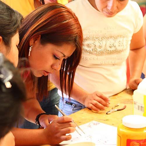 Artisans in Mexico