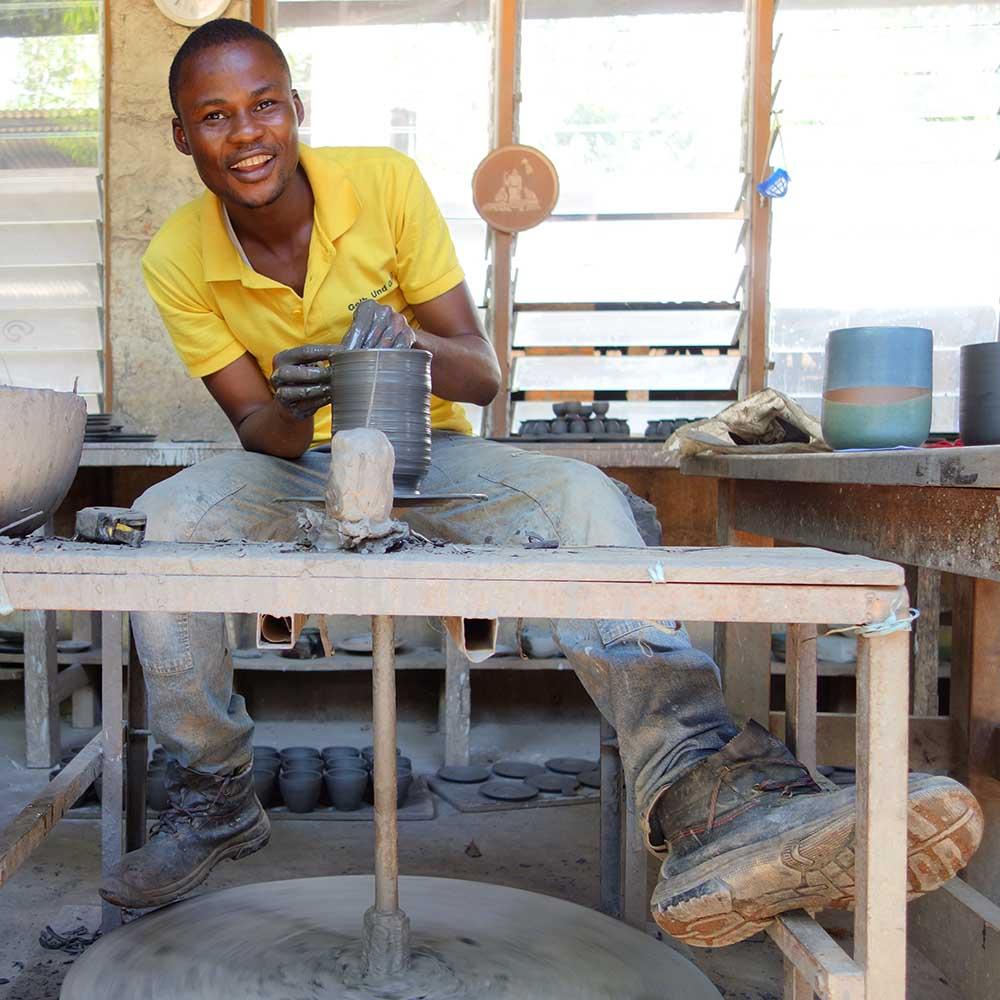 Artisans in Cameroon