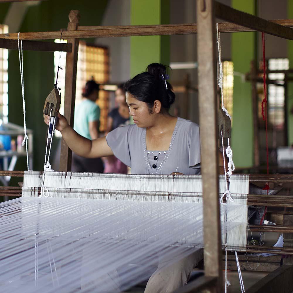Artisans in Cambodia