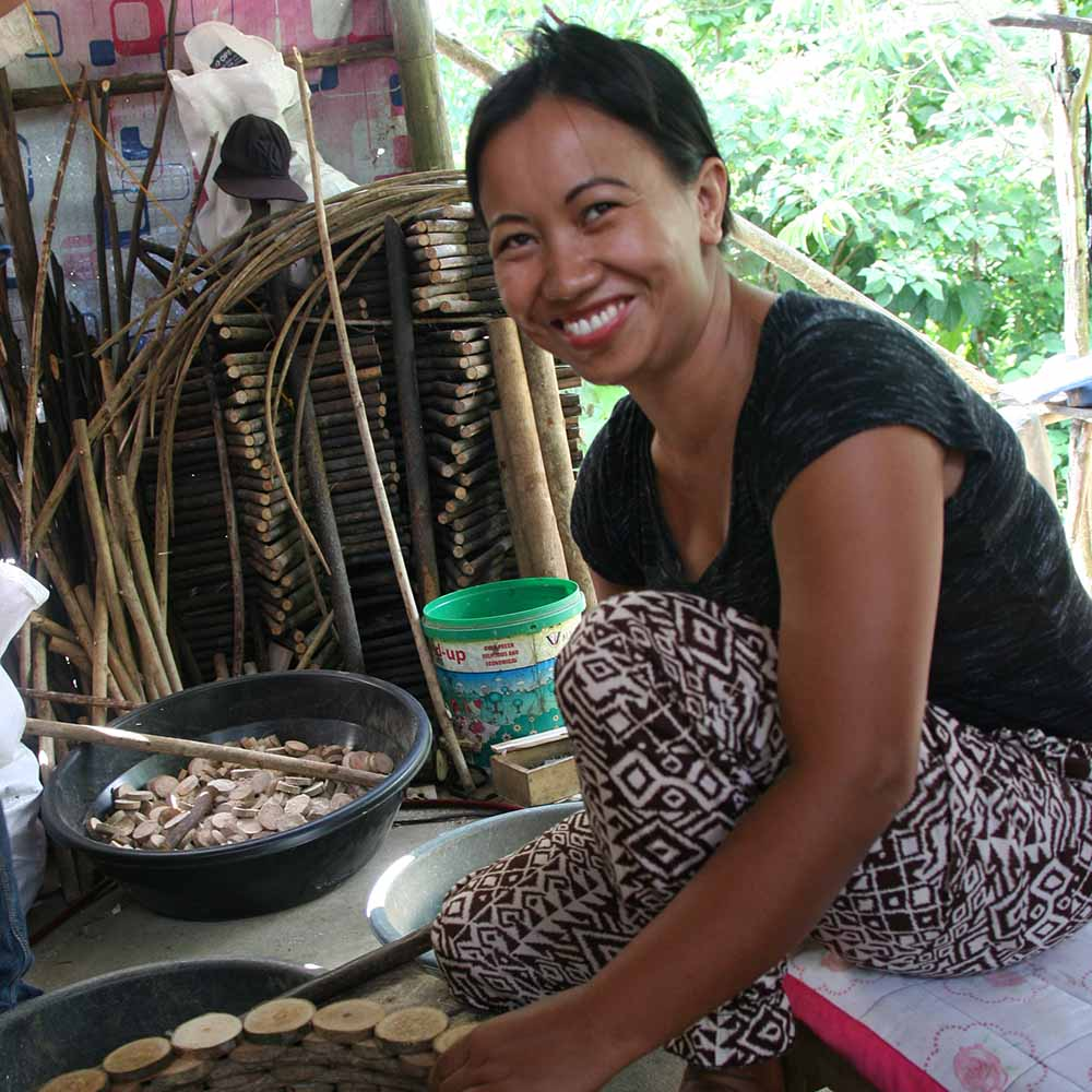 Handcrafters in the Philippines