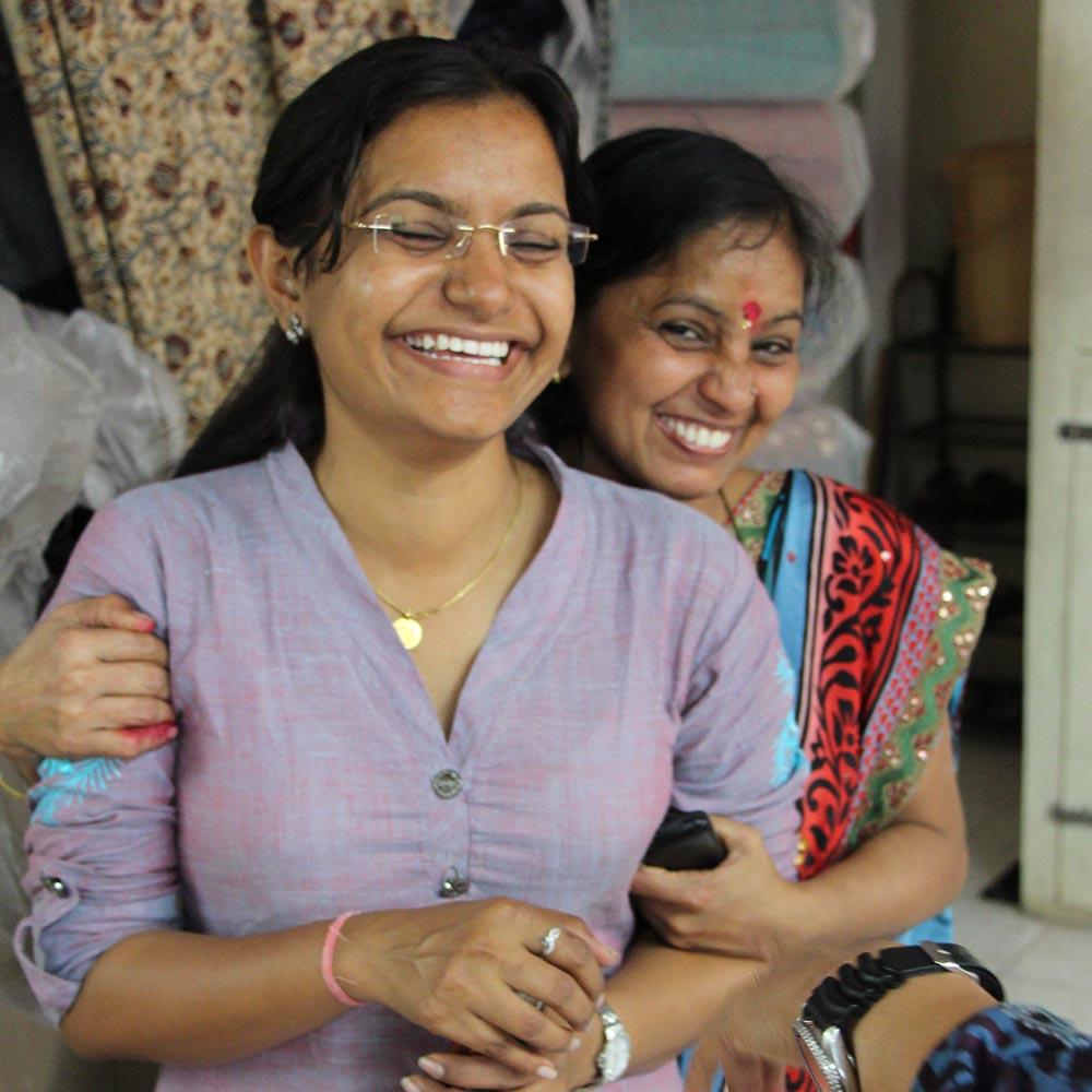 Women Artisans in Mumbai
