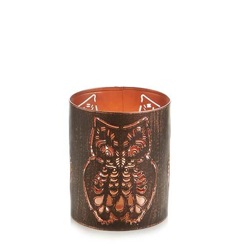 Owl Iron Lantern