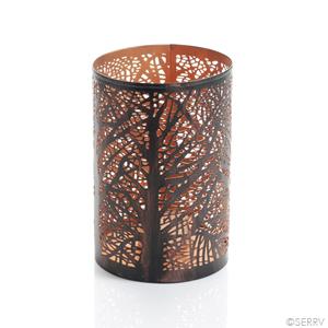 Medium River Birch Lantern