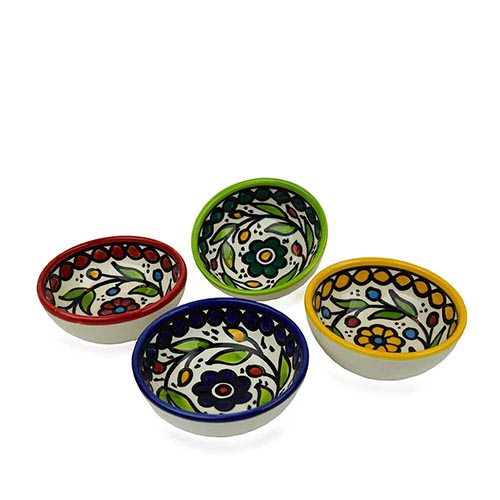 West Bank Dipping Bowls - Set of 4