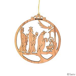 Three Kings Ornament