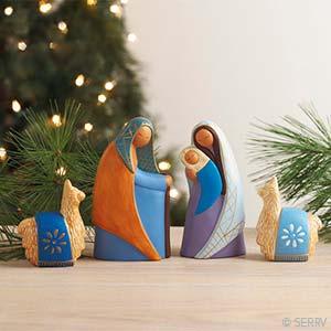 Lima Nativity