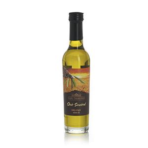 Oak-Smoked Olive Oil