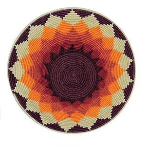 Sun Diamonds Gallery Basket