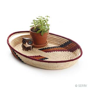 Natural Arch Tray
