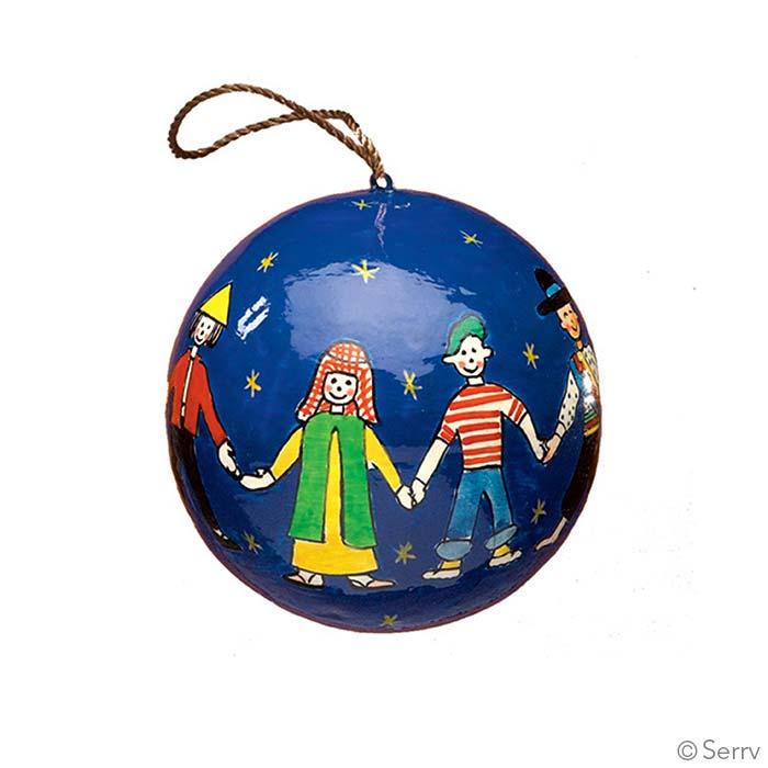 Children of the World Ornament