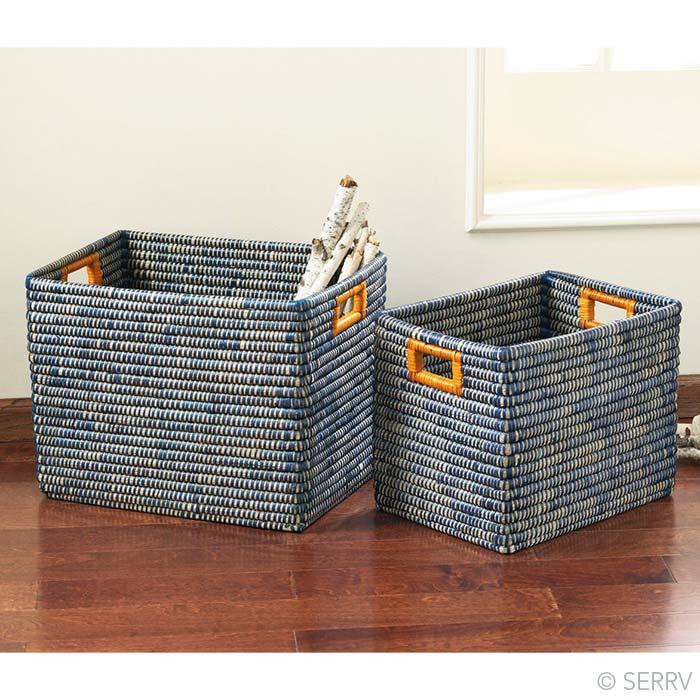 Bengal Basket Set