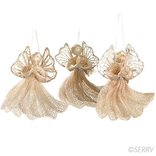 Hosanna angel ornaments for Home decor ornaments