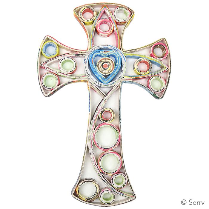 Heart Center Cross