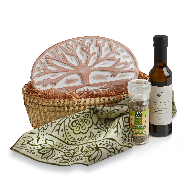 Bread Lover's Gift Basket