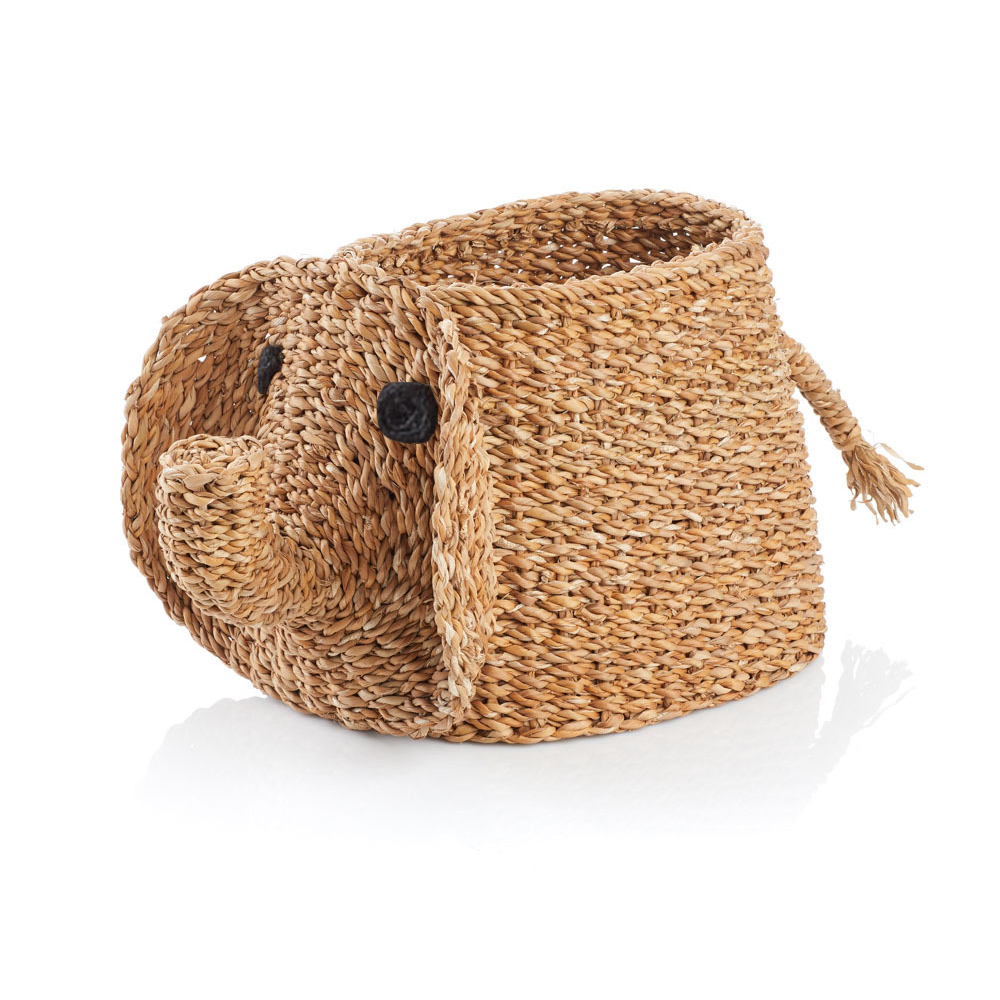 Hogla Elephant Basket