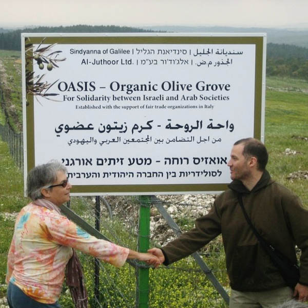 Award-Winning Olive Oil Builds Peace